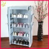 2012 modern design shoe rack with cover