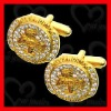 2012 championship diamond cufflinks sets