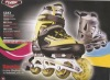 CE 2012 new adjustable inline skates & rollerblade & skate shoes 6043