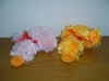 JM6699 Easter toys, promotion toys, plush duck