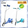 new design children scooter /two peet press