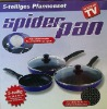 Spider pans tv products