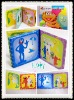 PVC bath book/pvc bubble book/pvc promotion baby bath book/pvc bath book for babies learning (playing)