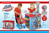 New toy for 2013 kids supermarket toys with light and sounds