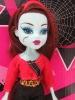 Exquisite monster high school doll gift for girls
