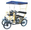 2-seater surrey bicycle