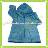 100% cotton shearing bathrobe for children
