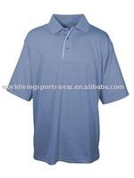 Men's coolmax golf polo shirt