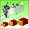 On Sale Caramel Treats/Sachima Making Machine with Cutting