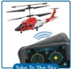 Bluetooth RC helicopter by Android