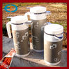 household double layer stainless steel thermal coffee pot