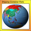 Global Logistics Shipping Container Parts in Shenzhen---Lucy