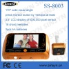 (SS-8003) 3.5inch Screen LCD Electronic wireless peephole viewer intercom door phone