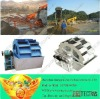 Stone sand production line Large capacity Sand washing machine-Hot sell in South America