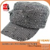 Fashionable ladies hat pattern wholesale