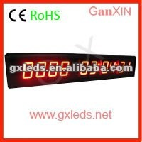hot new inventions creative led digital wall clock