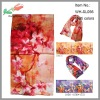 wholesale fashion classic silk scarf