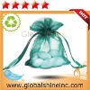 Ribbon Drawstring Organza Gift Bag