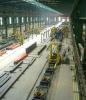 I beam line H beam welding line