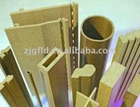 WPC/PVC Profiles Extrusion Line