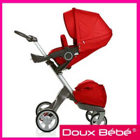 Stokke Xplory Strollers 2012 items - red color