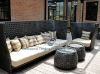 Rattan/Wicker Garden Furniture Sofa Set