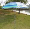 small beach umbrella with tilt