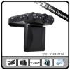 Circulation Recording 720P Lens 120 Degree Wide-angle Car IR Camera