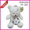 Plush Baby Rattle Toy