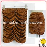 Hot Sale Ladies Mini Skirt 8397