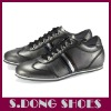 New fashion leather sneakers for men