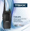 TGK670 5W hot sale cheap ham radio