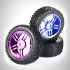 1/8 aluminum alloy rc car rims and wheels