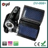 Solar Energy Digital Video Camera