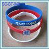Debossed silicone bracelet printer wholesale