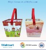 Customized Paper Bucket for Toys ICTI Certified