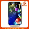 led flashing phone house for iphone4s,Pisces design
