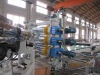PE Plastic sheet/Plates extrusion Line