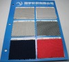 polyester knitted mesh fabric in stock