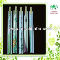 Tableware bamboo chopsticks of high quality