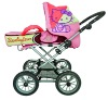 Zhongshan factory export portable child doll stroller