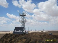 High quality wind generator solar hybrid system / 5kw wind solar hybrid system
