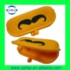 Wholesale of Fashion Cute Silicone Eyeglass Case