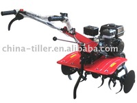 Gasoline Tiller GX-85 Rotary Hoe Cultivator Walking Tractor Mantis