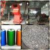 2012 best quality metal crusher for recycling ,waste metal crusher