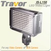 Portable Video Light With 150pcs Led Travor IS-L150 LED Video Light