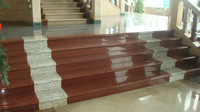 granite steps risers with competitive price