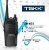 TGK670 5W vox hot sale dual band mobile radio
