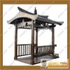 X'mas Solid Wooden Outdoor Gazebo / Kiosque