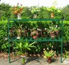GS117 garden aluminium shelf from greenhouse factory